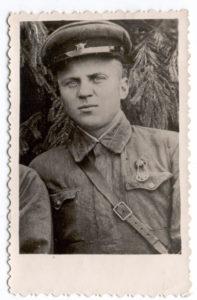 Судьба красноармейца Александра Чернова. Концлагерь «Шталаг 4-Б».