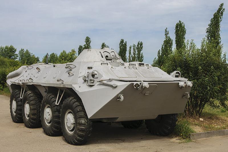 БТР - Т 70