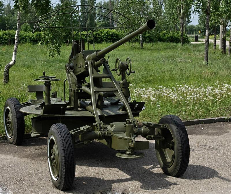 37-мм автоматическая зенитная пушка