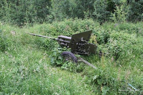 Противотанковая пушка ЗИС - 2