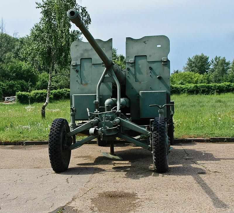 Зенитная пушка С-60