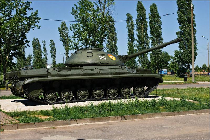 Тяжёлый танк Т - 10М