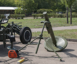 120-мм полковой миномёт 2Б11