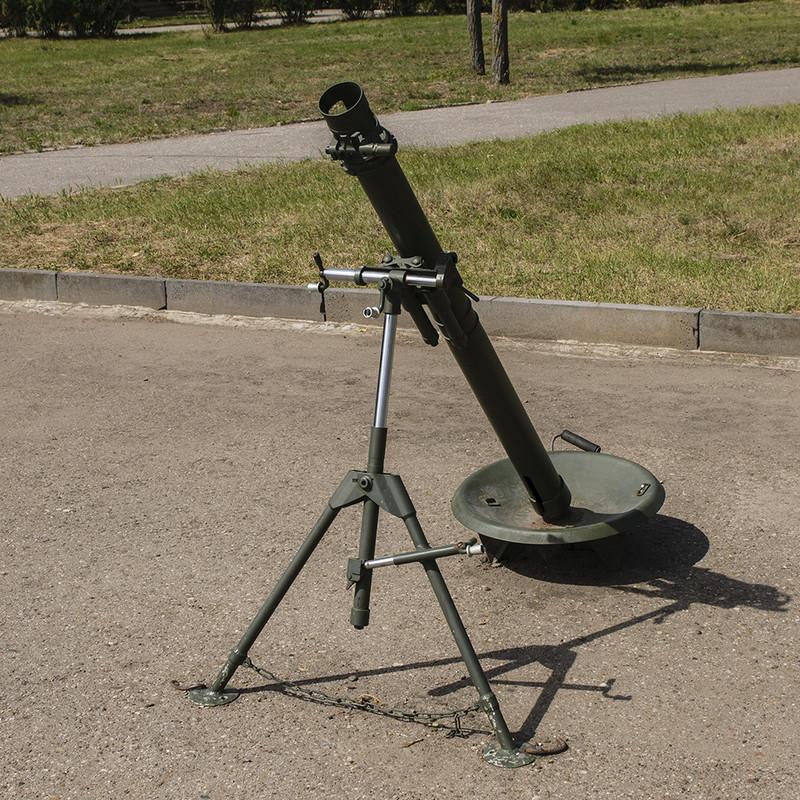 82-мм миномёт